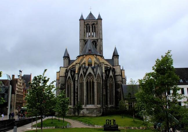 Sint Niklaaskerk Gent