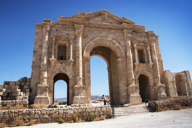 Triomfboog van Hadrianus