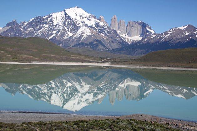 Torres del Paine, Patagonie, Chili.