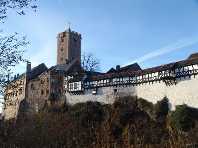de Wartburg in Eisenach