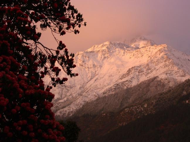 Annapurna na hagelbui