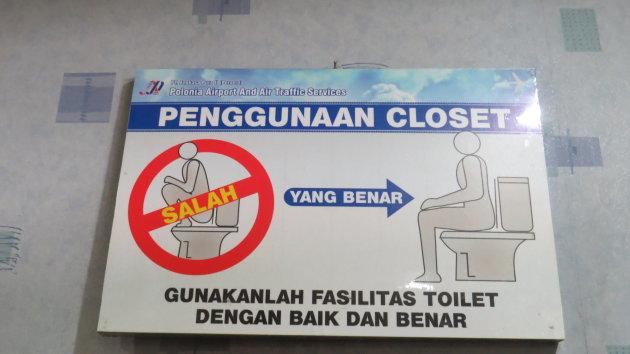 Gebruiksaanwijzing WC