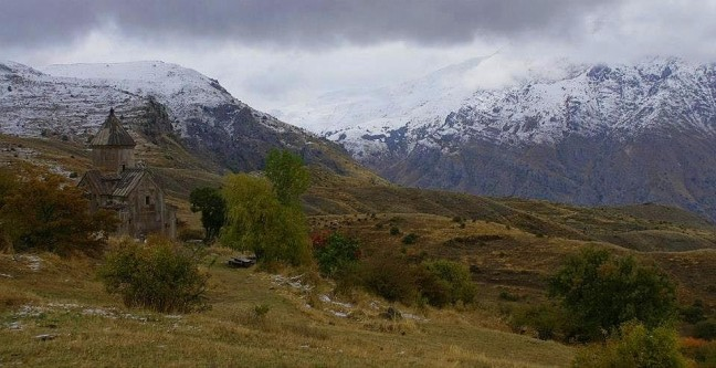 Typisch Armenie