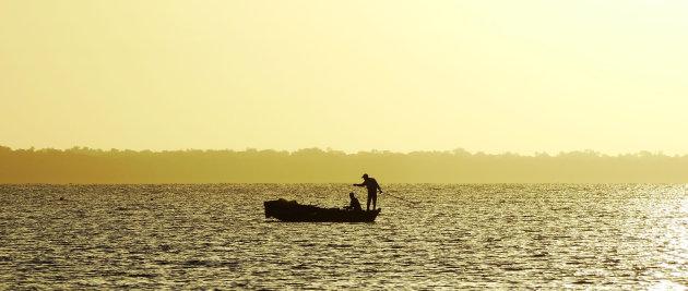 Caribische vissers