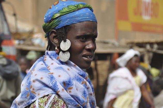 Fulani vrouw