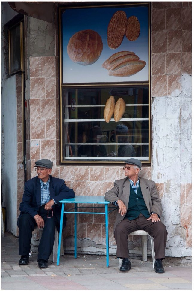 By the Bergama Baker