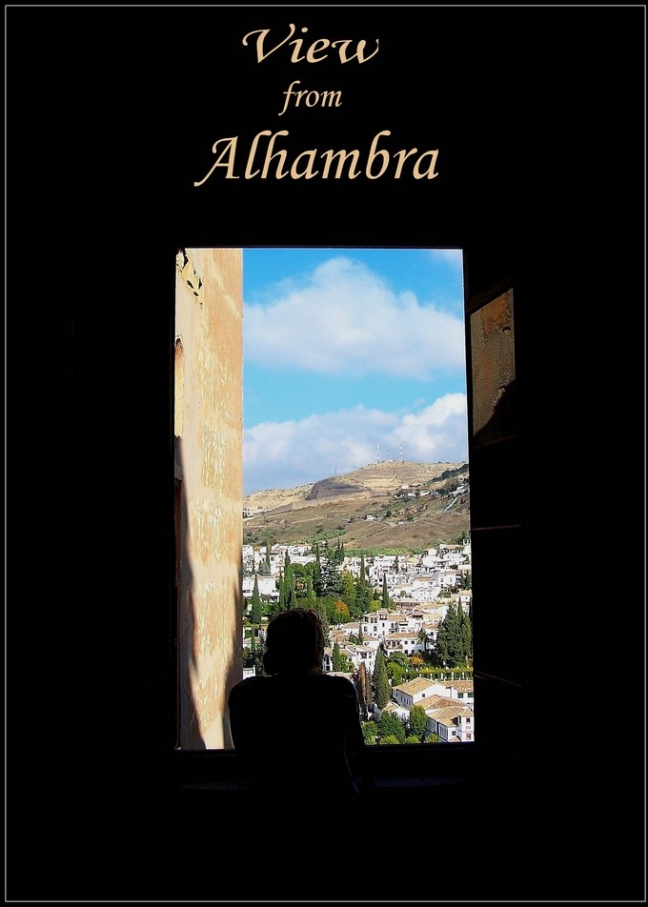 View From Alhambra