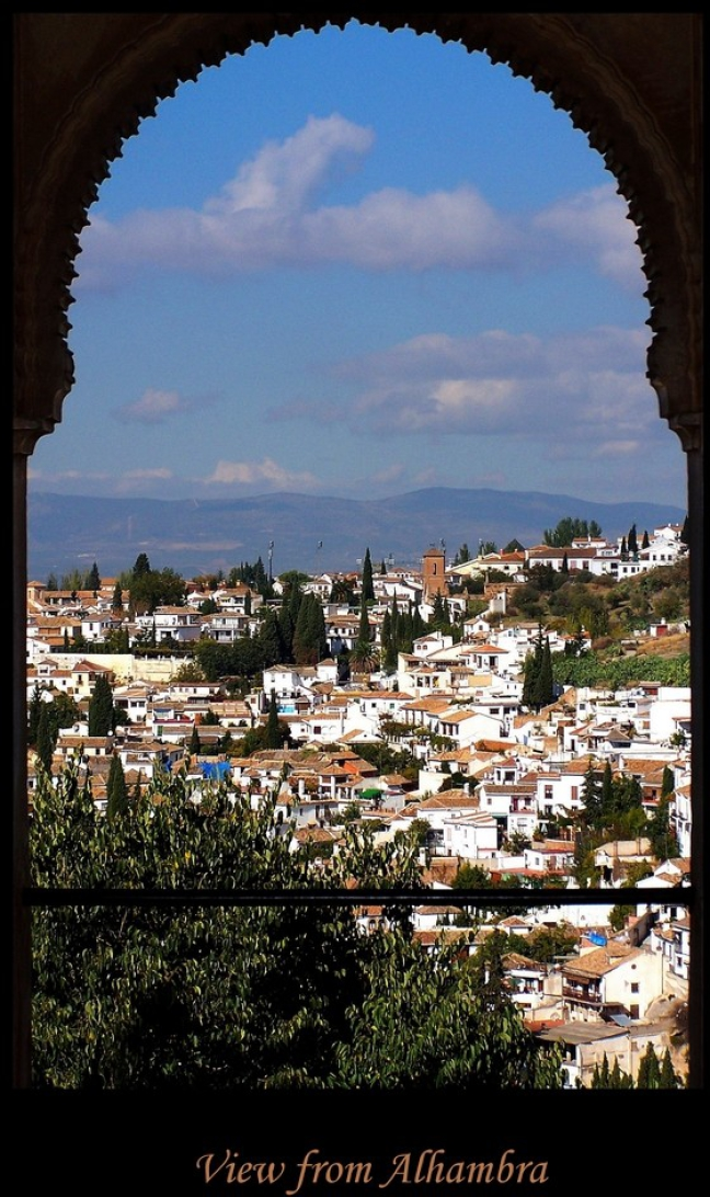 View From Alhambra II