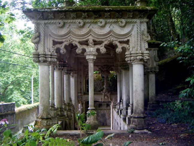 Sprookje in Sintra