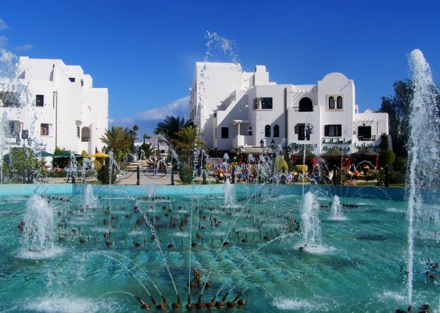 pleintje Port El Kantaoui