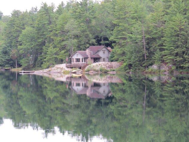 Prachtig huisje in algonquin canada