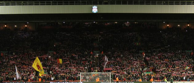The Kop: You'll Never Walk Alone
