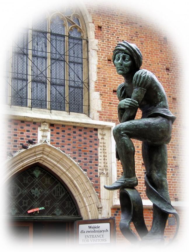 Mariakerk Krakau