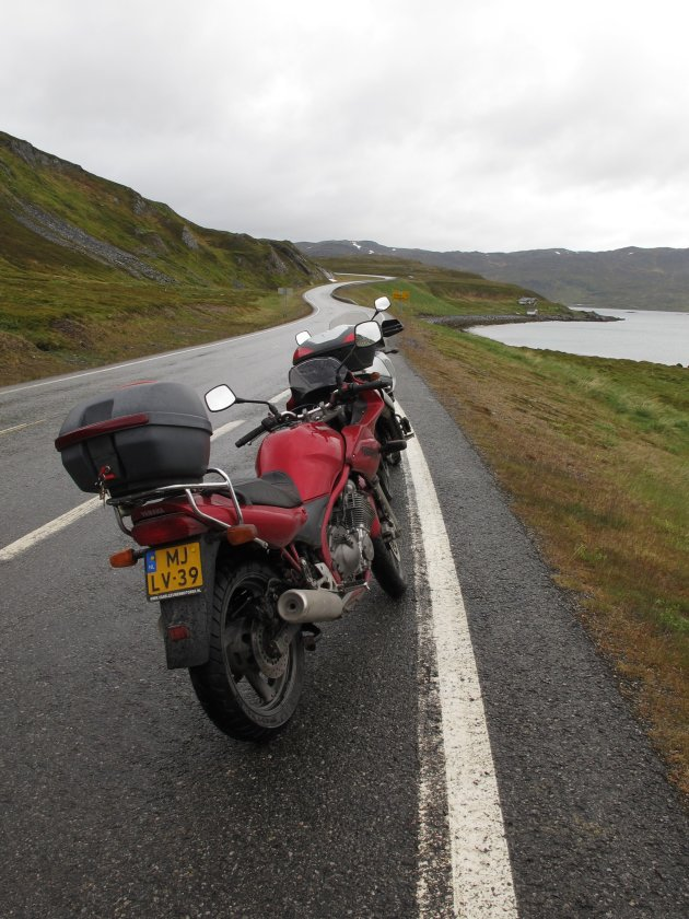 Nog maar 50 kilometer te gaan!
