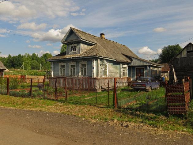Huis in Staraia Sloboda