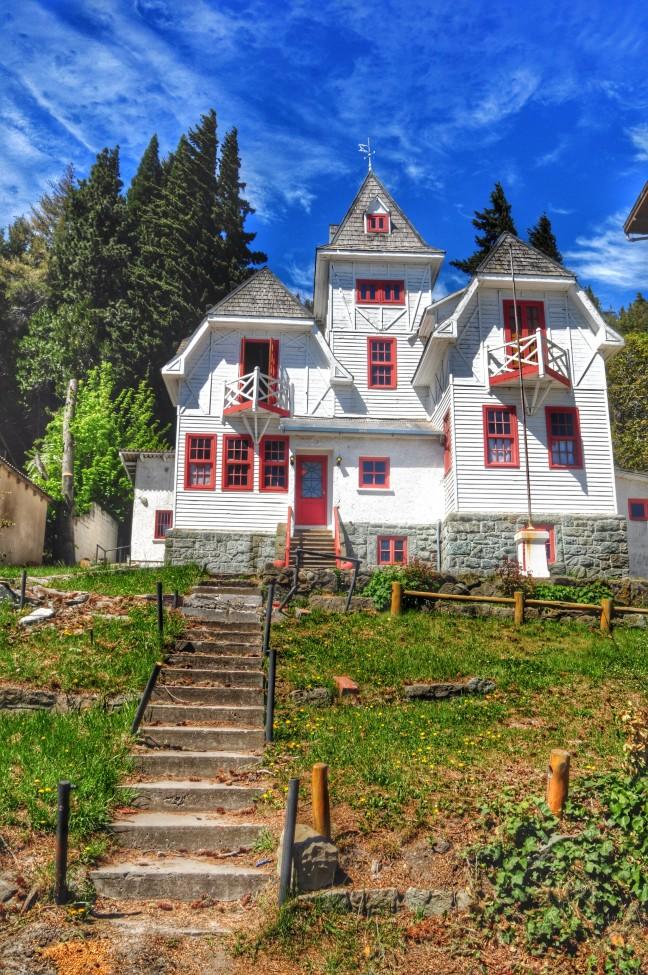 Sprookjeshuis @ Bariloche
