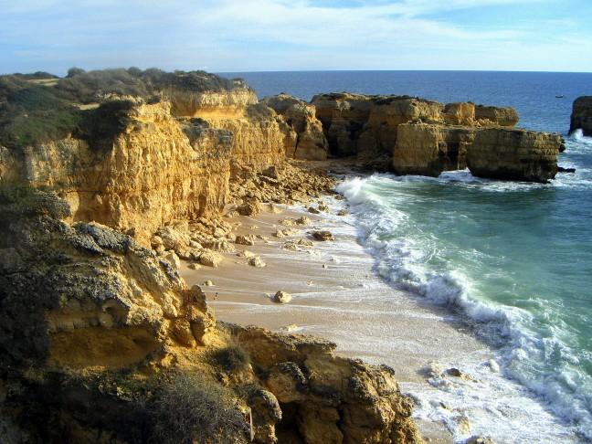 Algarver golven