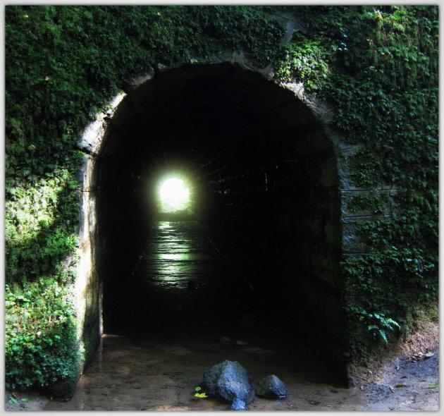 Er is altijd licht aan het einde van de tunnel