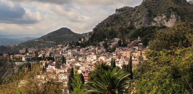Siciliaans uitzicht