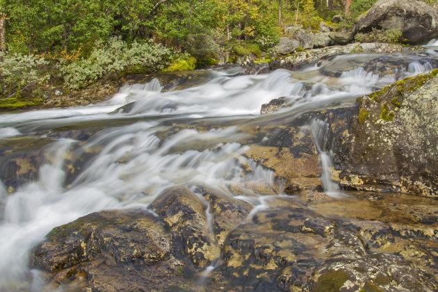 De schoonheid van water