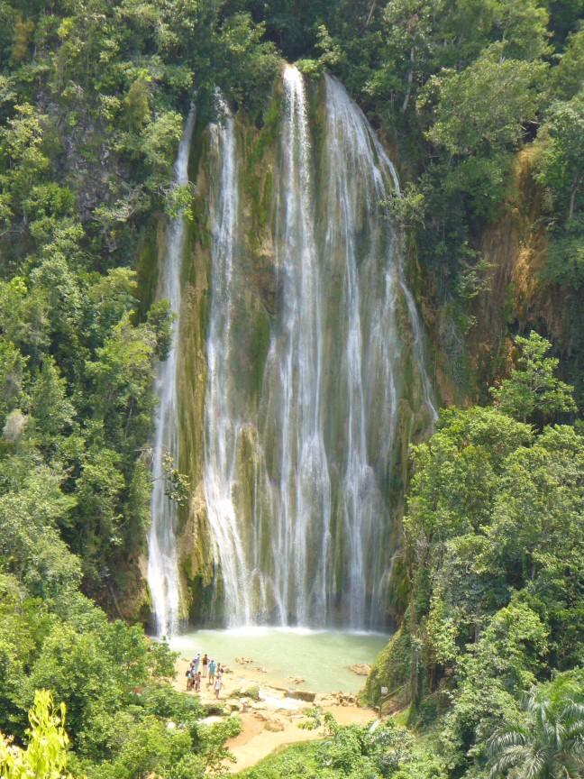 waterval van Limòn