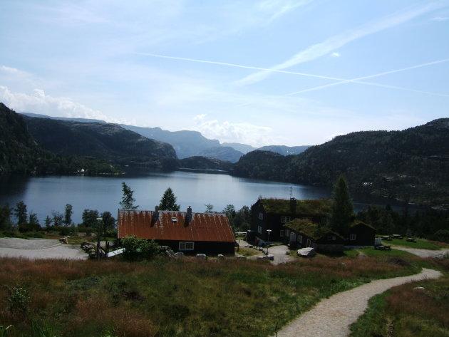 Idyllisch Noorwegen