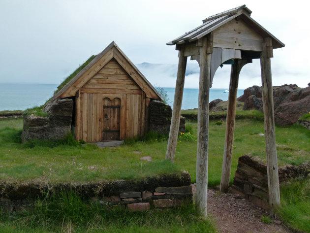 Thjodhild's Kapel