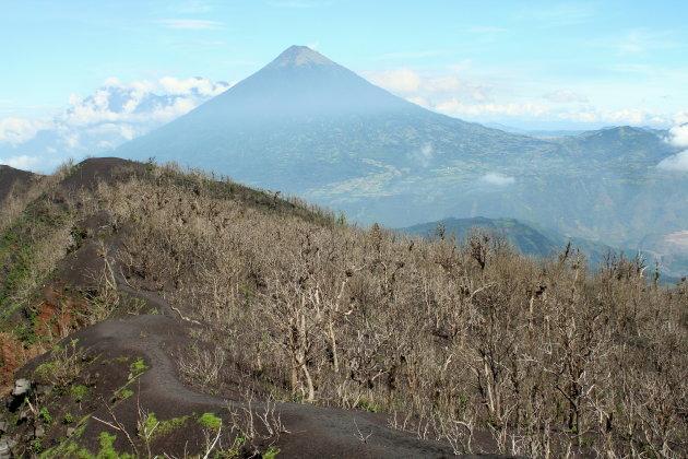 Uitbarsting vulkaan Pacaya