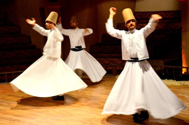 Dansende Derwishen.