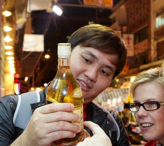 Snake Wine - iets wat je MOET proberen in Hong Kong