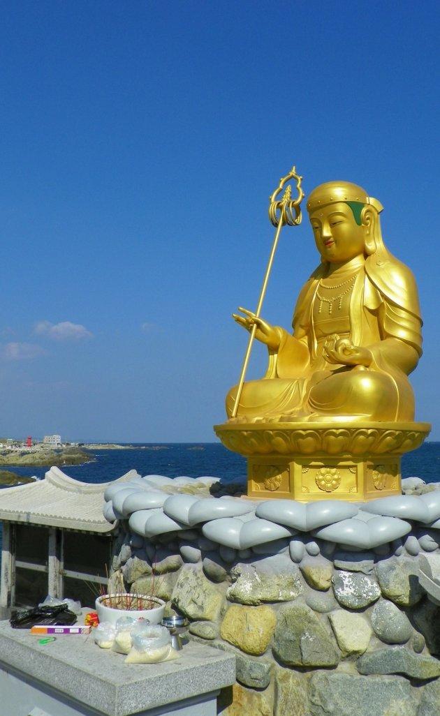 De Tempel van Headong Yonggung