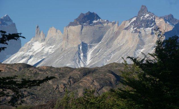 De Cuernos in Torres del Paine