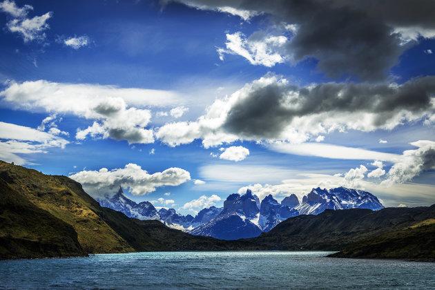 Adembenemend: Torres de Paine