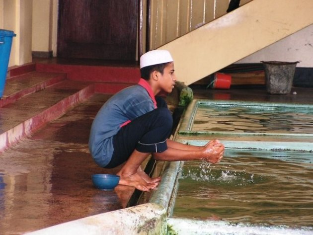 Wassen voor gebed
