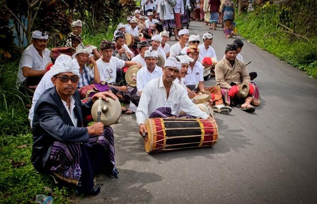 Tempelfeest Bali