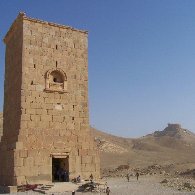 Tombe in Palmyra