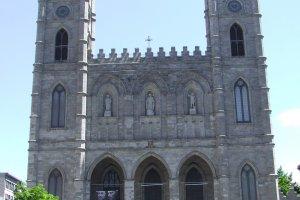 Montreal, basilique de Notre Dame