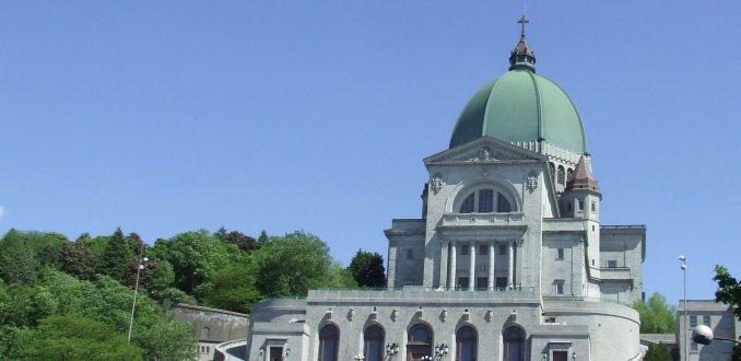 Koepel Oratoire Saint-Joseph