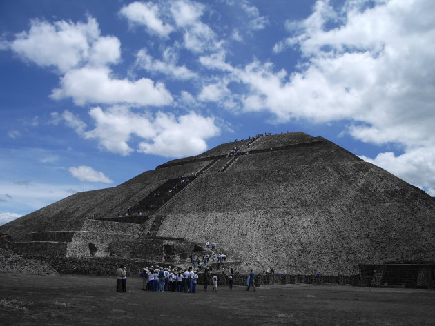 Teotihuacan - Pareltje bij Mexico stad