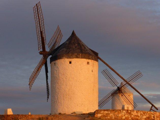 De molens van Don Quijchote