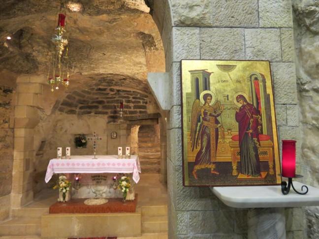 De plaats van de Maria Boodschap