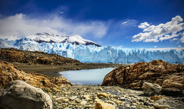 Perito Moreno trekking