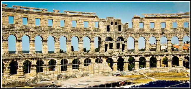 Amfitheater.
