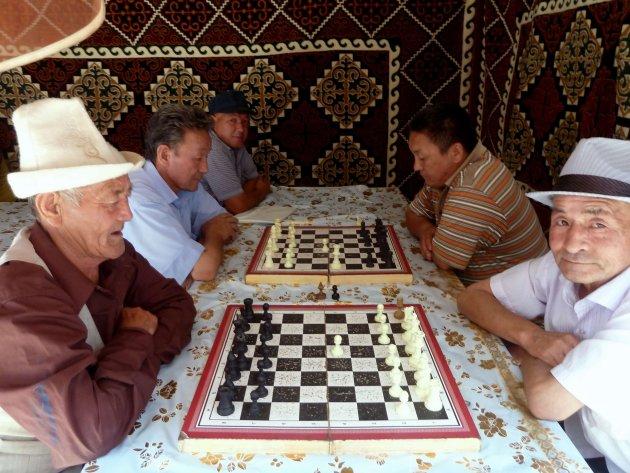 Potje schaak