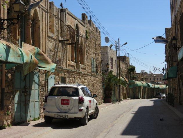 TIPH in Hebron