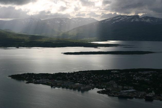Tromsö verlicht