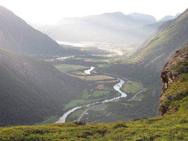 Lichtinval vallei