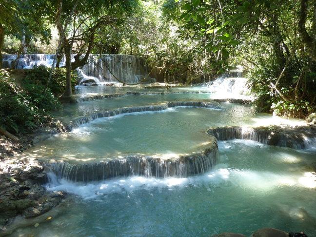 Kang Si Waterfalls