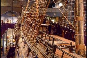 Verzonken schip Vasa
