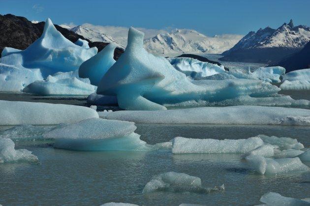 Patagonie nice ice
